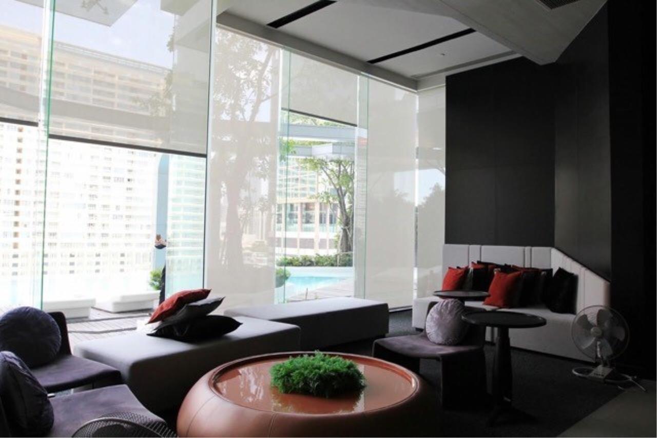 Piri Property Agency's 2 bedrooms Condominium  on 12A floor For Rent 2 7