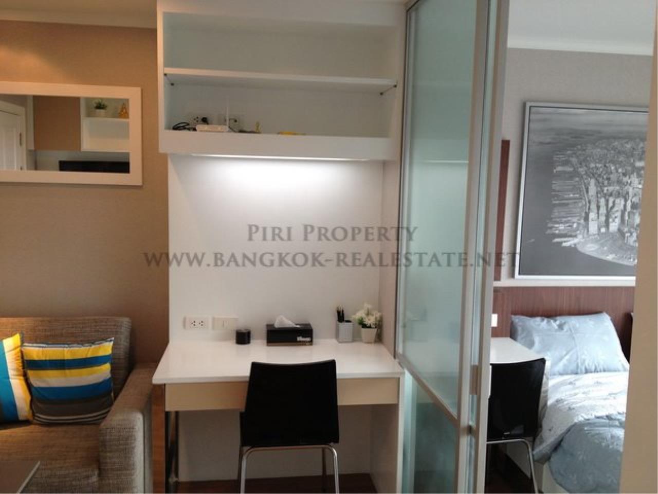 Piri Property Agency's Exclusive small Condo unit next to Bangkok University 5