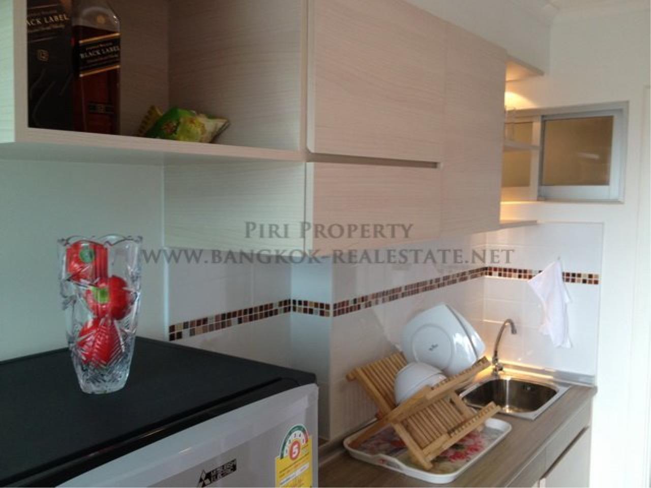 Piri Property Agency's Exclusive small Condo unit next to Bangkok University 7