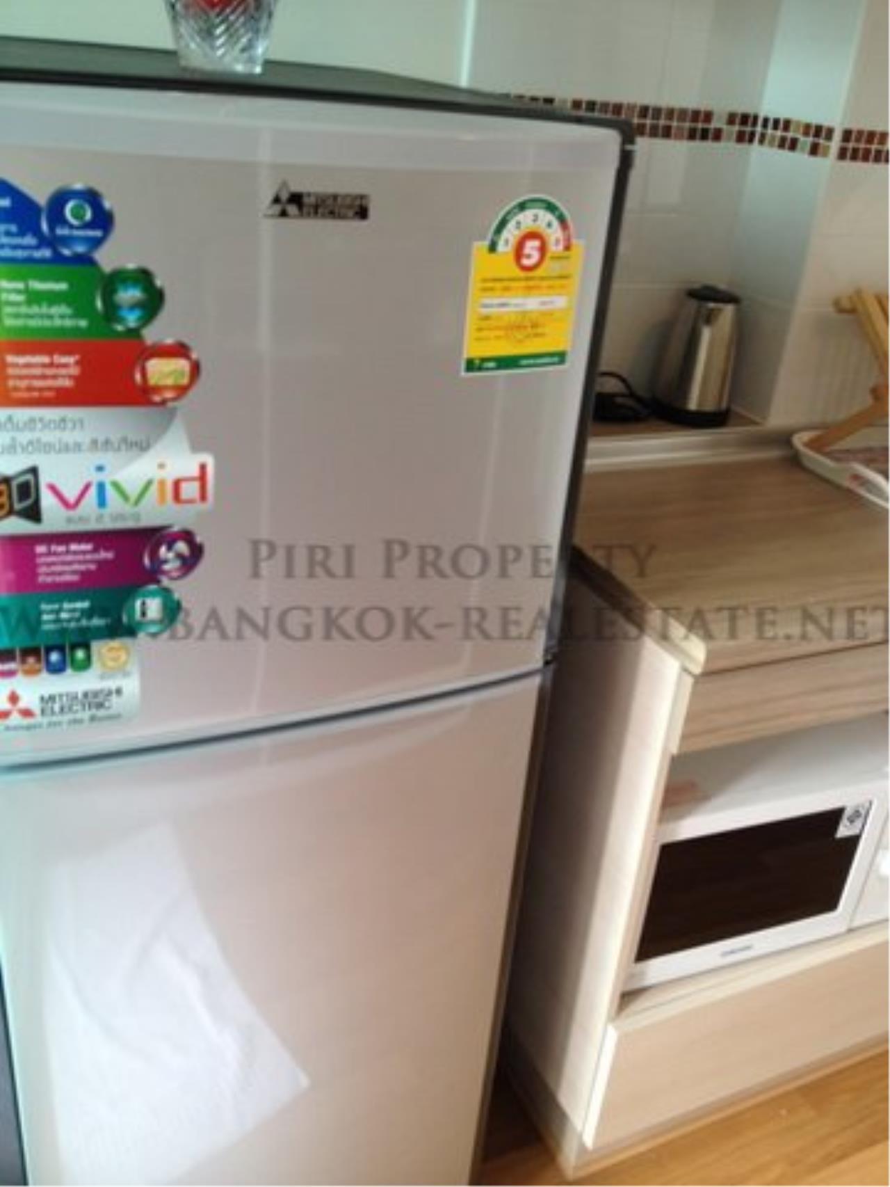 Piri Property Agency's Exclusive small Condo unit next to Bangkok University 8