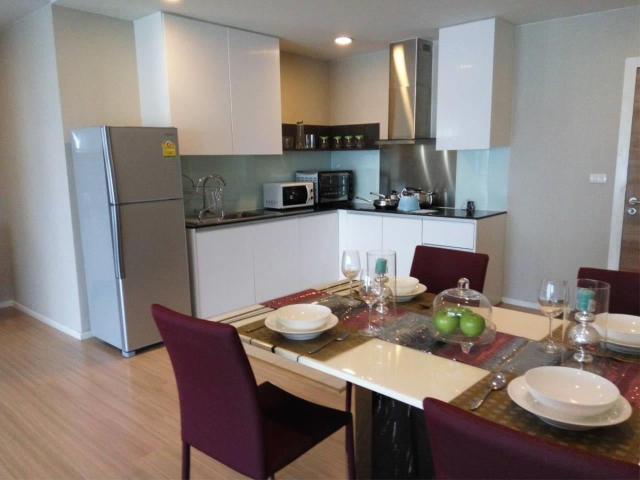 Piri Property Agency's 3 bedrooms Condominium  on 12 floor For Sale 3 4
