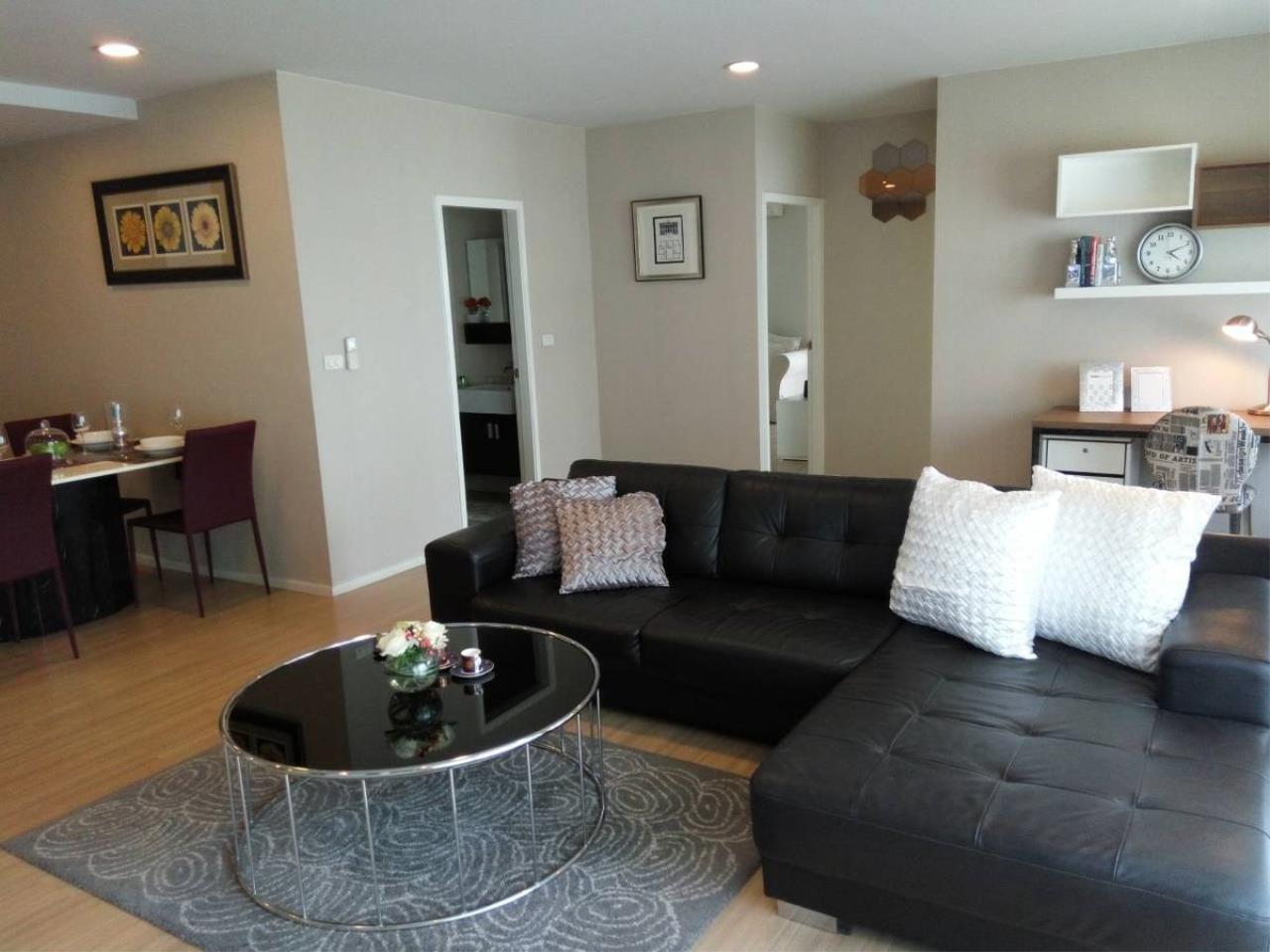 Piri Property Agency's 3 bedrooms Condominium  on 12 floor For Sale 3 5