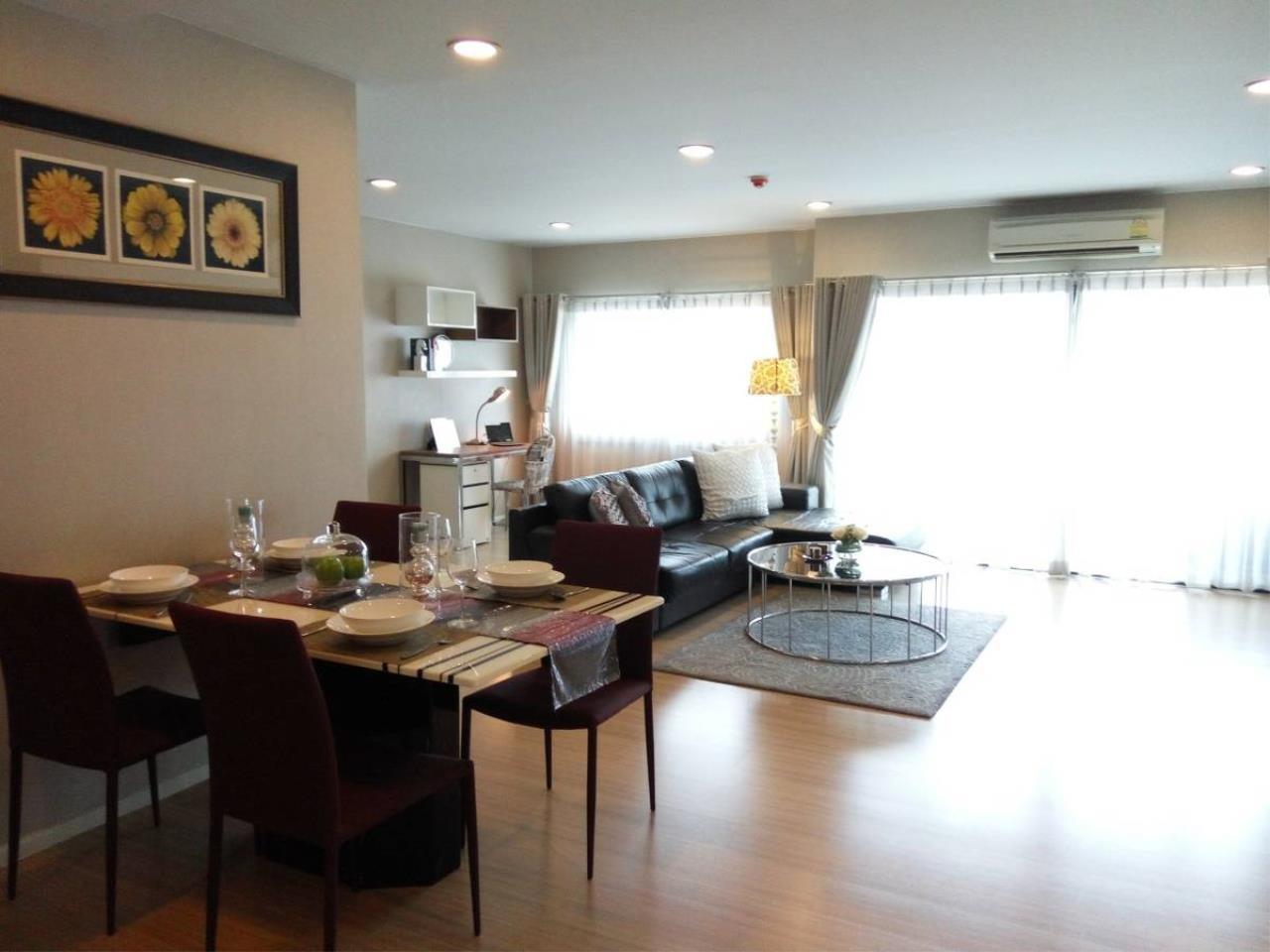 Piri Property Agency's 3 bedrooms Condominium  on 12 floor For Sale 3 9