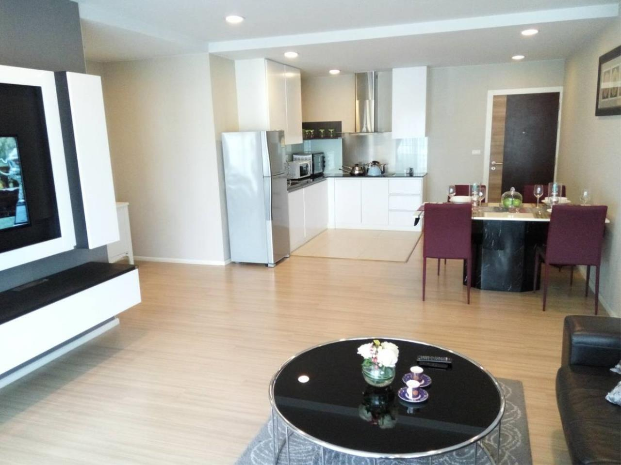 Piri Property Agency's 3 bedrooms Condominium  on 12 floor For Sale 3 11