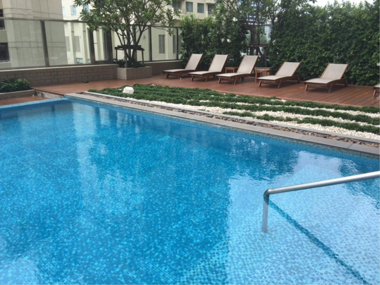 Piri Property Agency's one bedroom Condominium  on 6 floor For Rent 1 7
