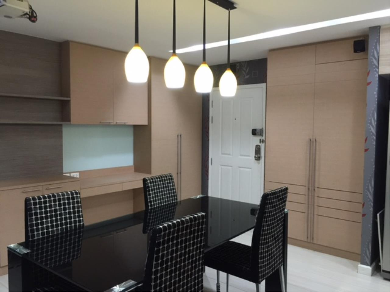 Piri Property Agency's 2 bedrooms Condominium  on 8 (Phase1) floor For Rent 2 4