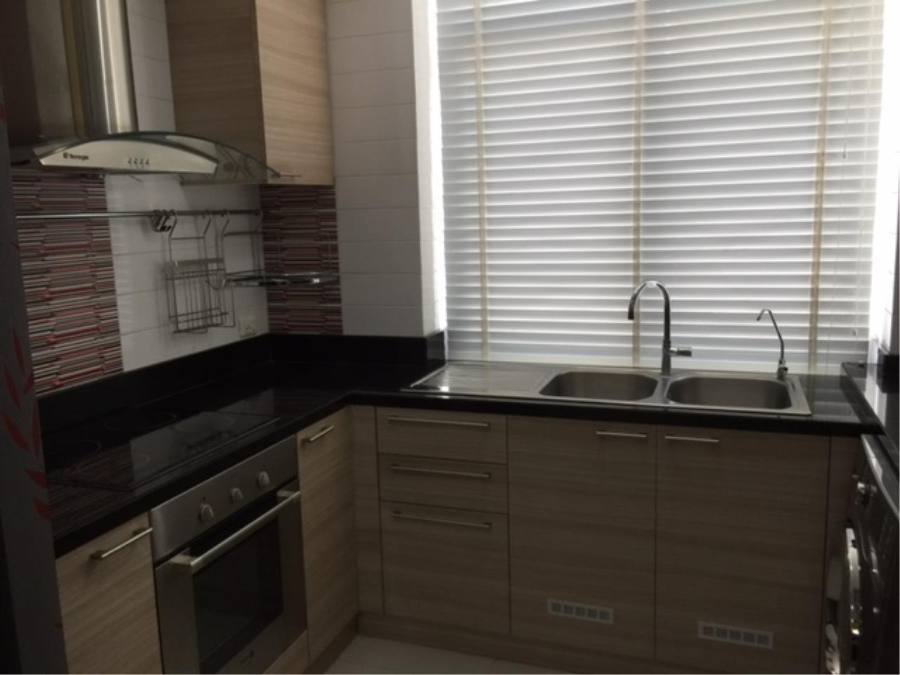 Piri Property Agency's 2 bedrooms Condominium  on 8 (Phase1) floor For Rent 2 15