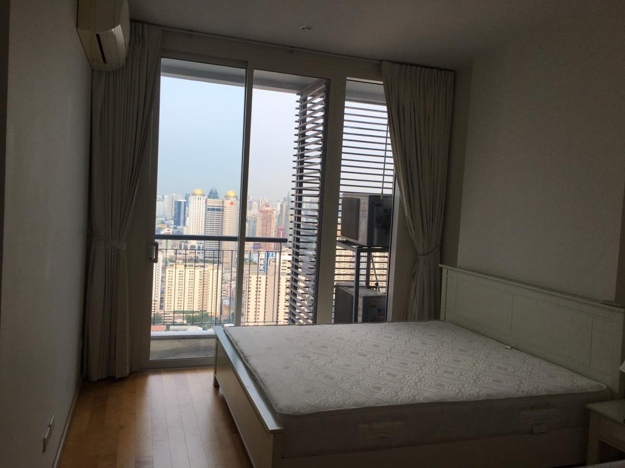 Piri Property Agency's 2 bedrooms Condominium  on 43 floor For Rent 2 6