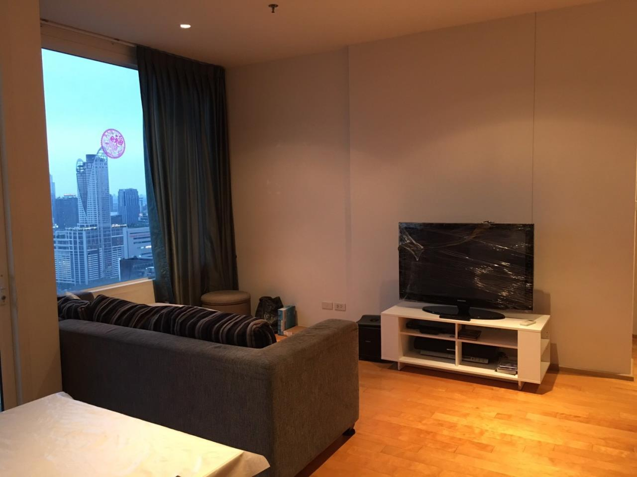 Piri Property Agency's 2 bedrooms Condominium  on 43 floor For Rent 2 11