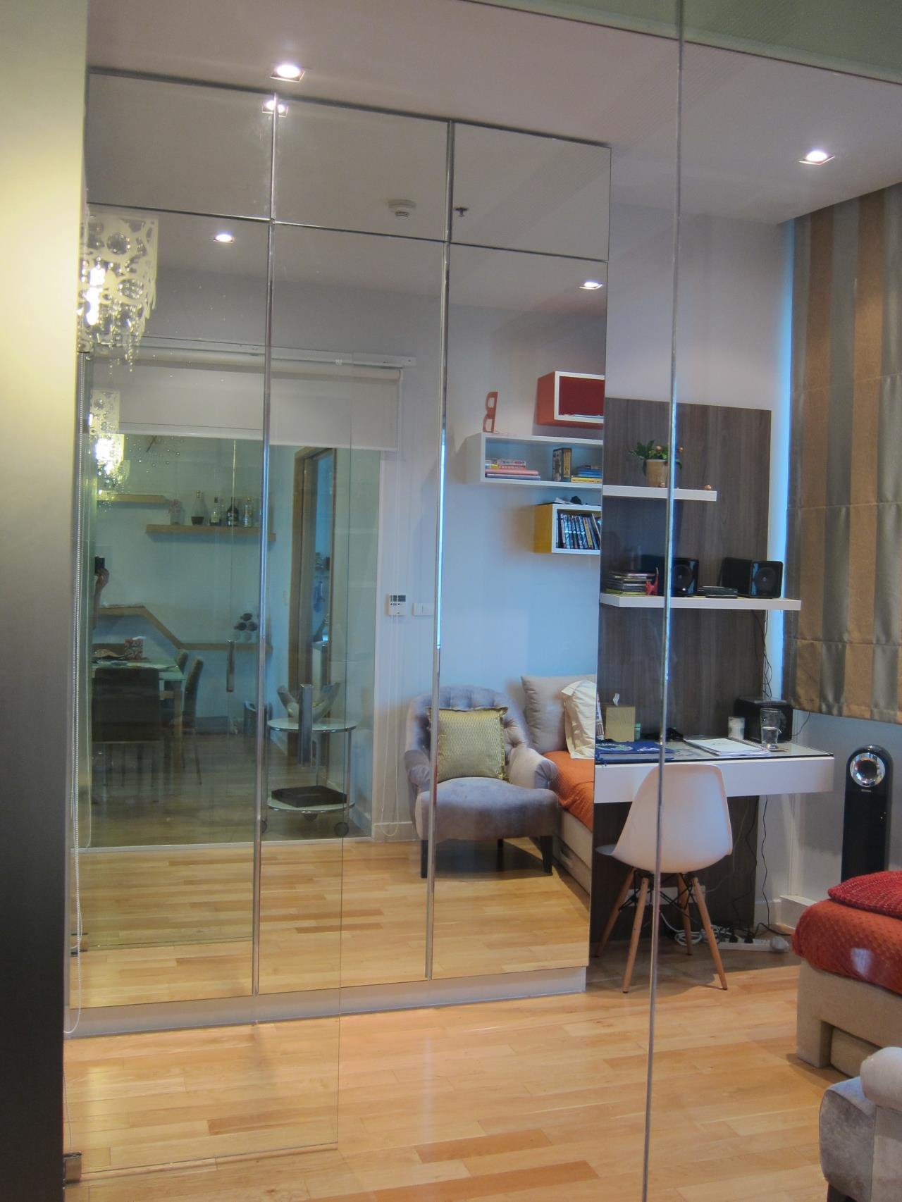 Piri Property Agency's 2 bedrooms Condominium  on tower B floor For Rent 2 4