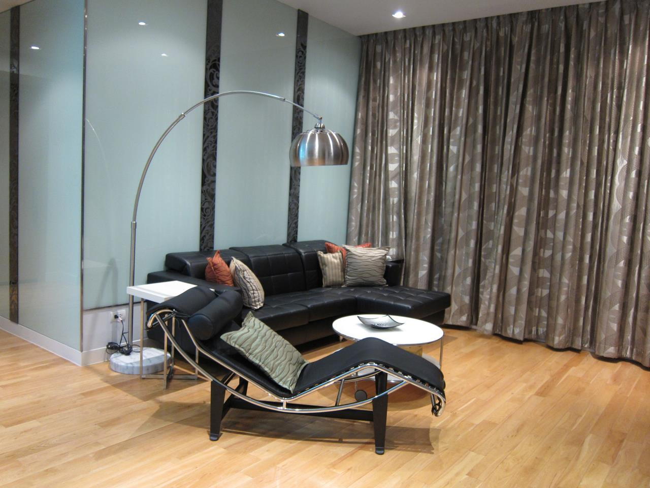 Piri Property Agency's 2 bedrooms Condominium  on tower B floor For Rent 2 2