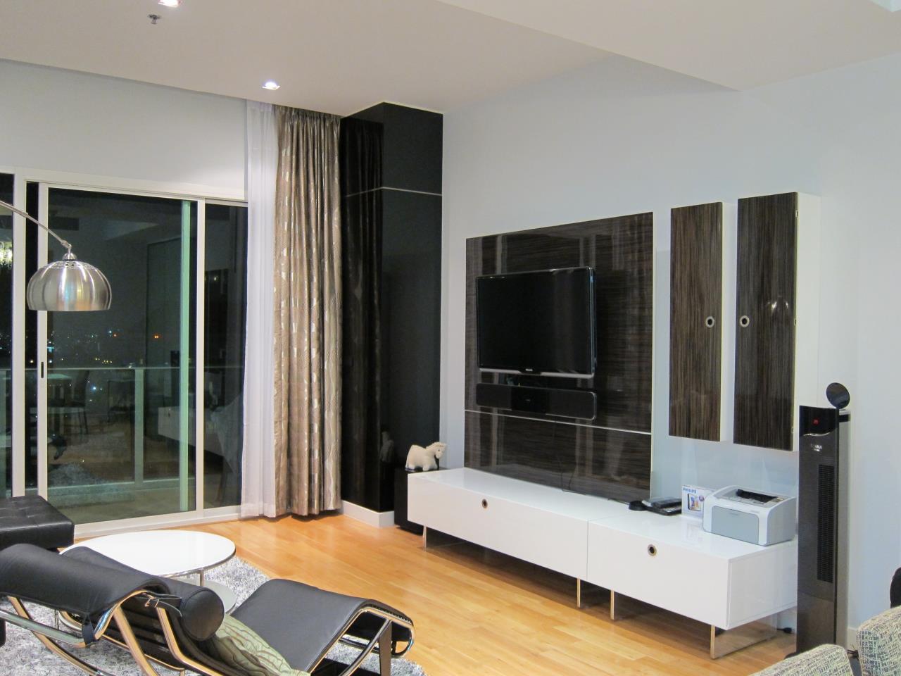 Piri Property Agency's 2 bedrooms Condominium  on tower B floor For Rent 2 1