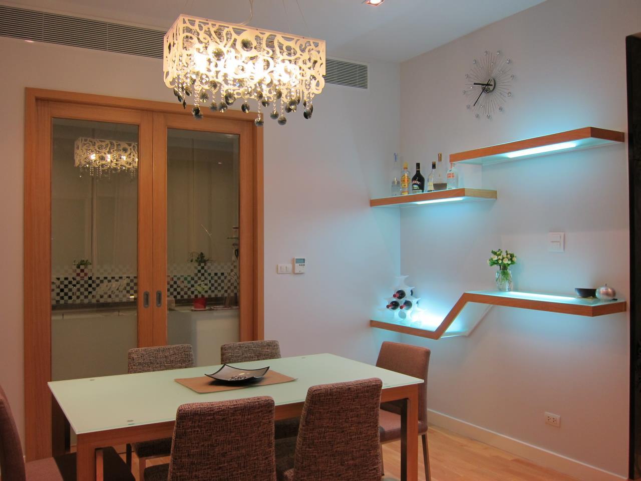 Piri Property Agency's 2 bedrooms Condominium  on tower B floor For Rent 2 7
