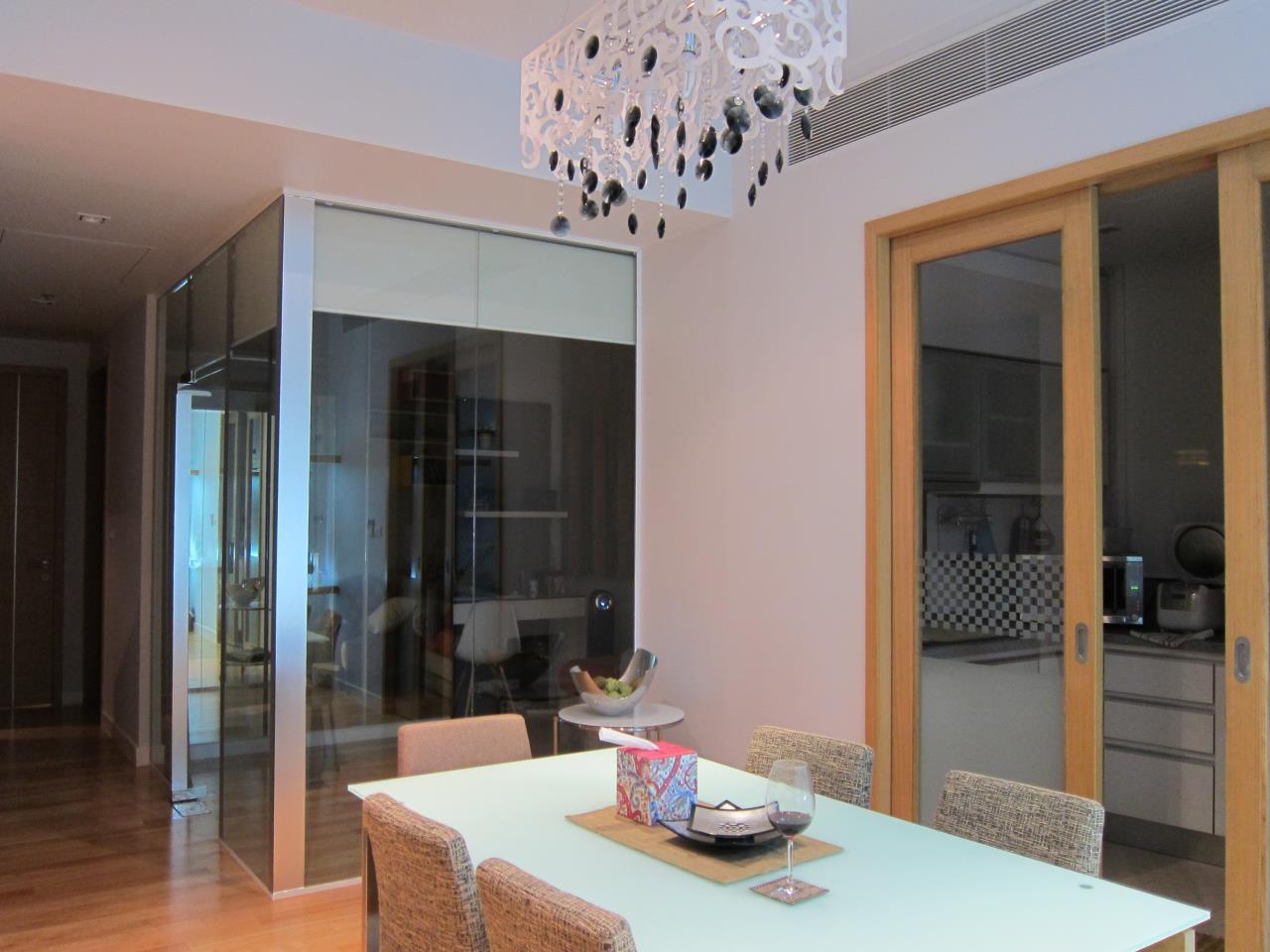 Piri Property Agency's 2 bedrooms Condominium  on tower B floor For Rent 2 8