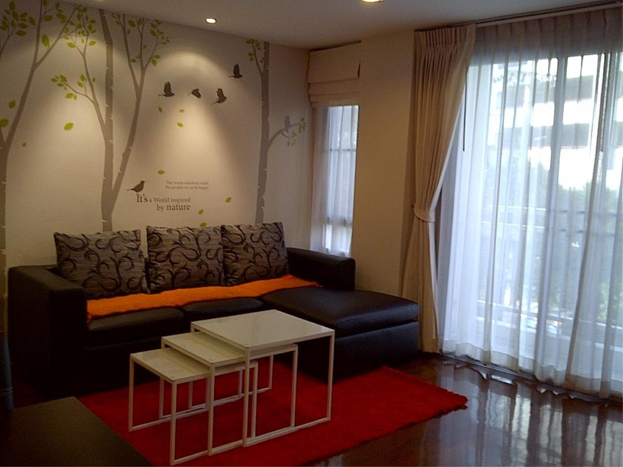 Piri Property Agency's 2 bedrooms Condominium  For Rent 2 1