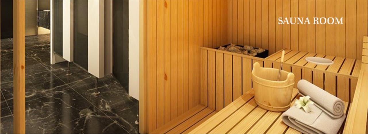 Piri Property Agency's 2 bedrooms Condominium  on 18 floor For Rent 2 7