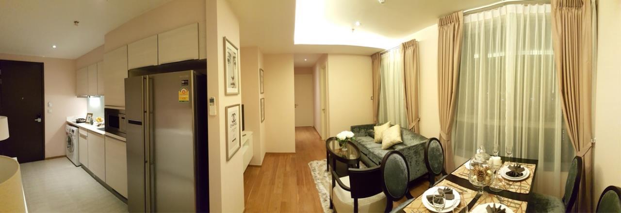Piri Property Agency's 2 bedrooms Condominium  on 18 floor For Rent 2 10