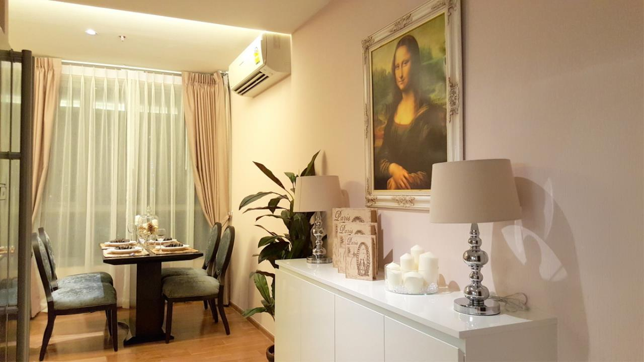 Piri Property Agency's 2 bedrooms Condominium  on 18 floor For Rent 2 11