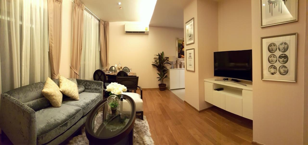 Piri Property Agency's 2 bedrooms Condominium  on 18 floor For Rent 2 13