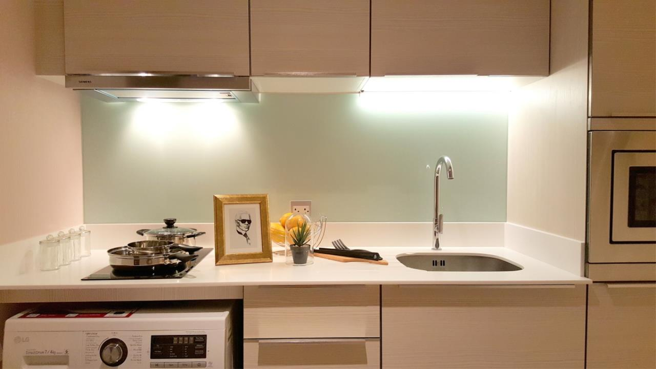Piri Property Agency's 2 bedrooms Condominium  on 18 floor For Rent 2 14