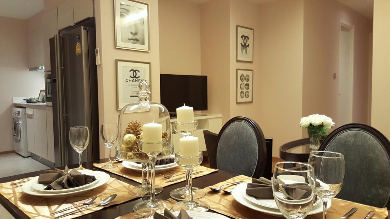 Piri Property Agency's 2 bedrooms Condominium  on 18 floor For Rent 2 16
