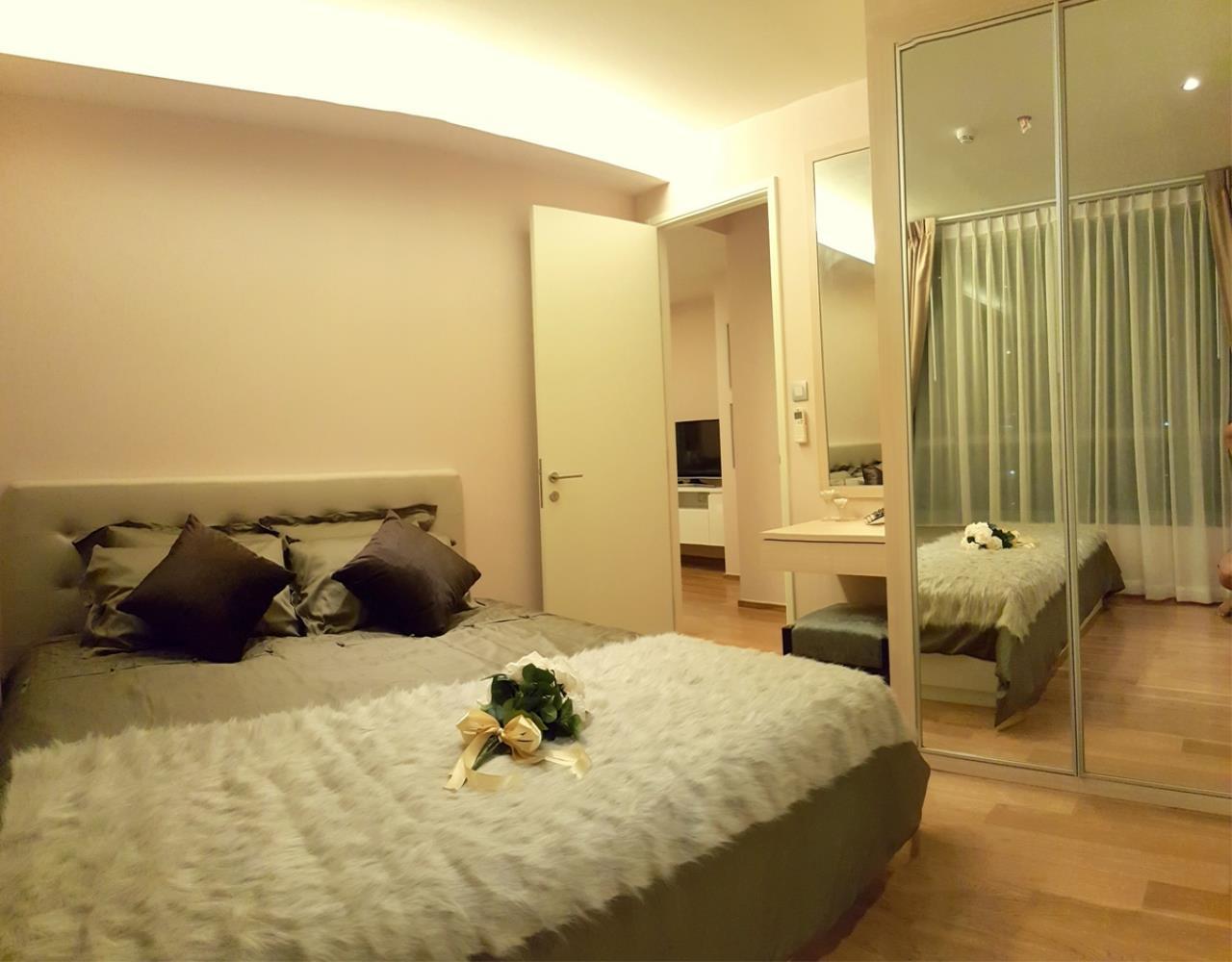 Piri Property Agency's 2 bedrooms Condominium  on 18 floor For Rent 2 17