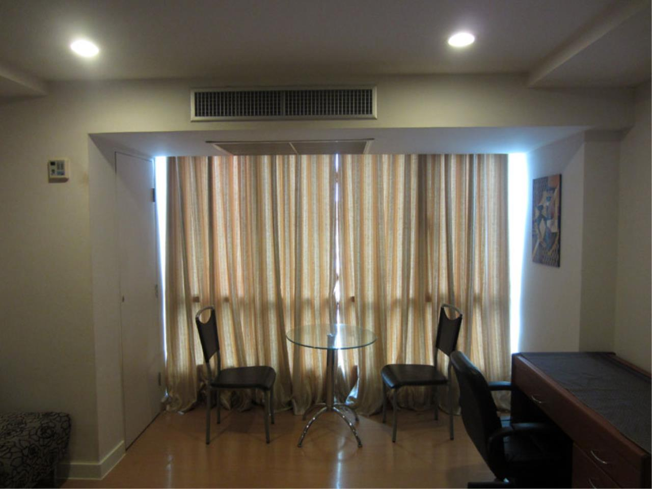 Piri Property Agency's one bedroom Condominium  on 7 floor For Rent 1 2