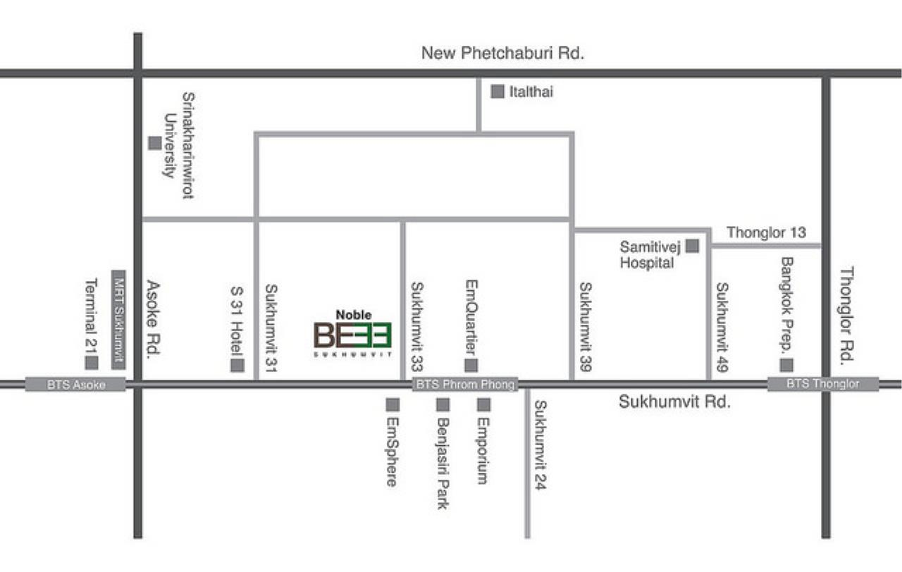 Piri Property Agency's 2 bedrooms Condominium  on 22 floor For Sale 2 2