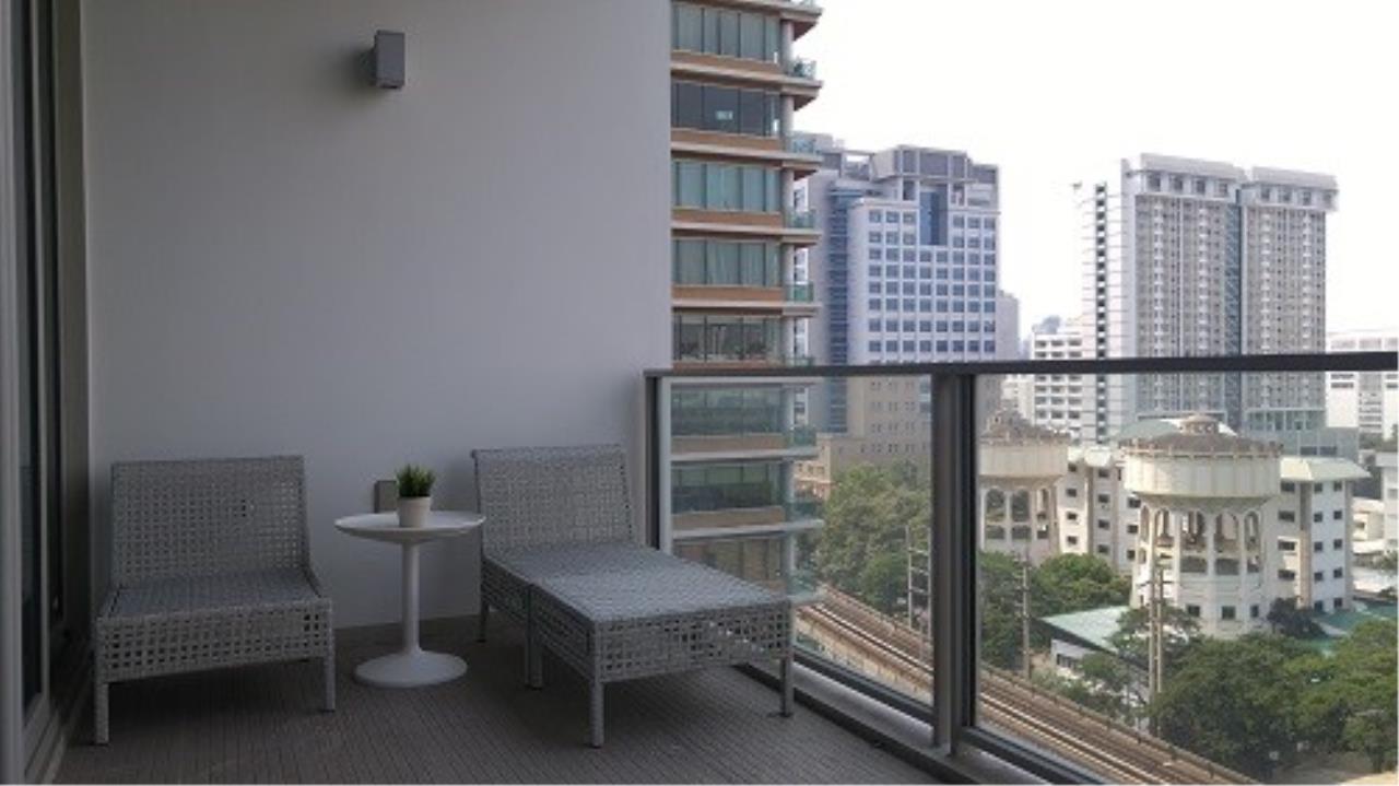 Piri Property Agency's 2 bedrooms Condominium  on 11 floor For Rent 2 3