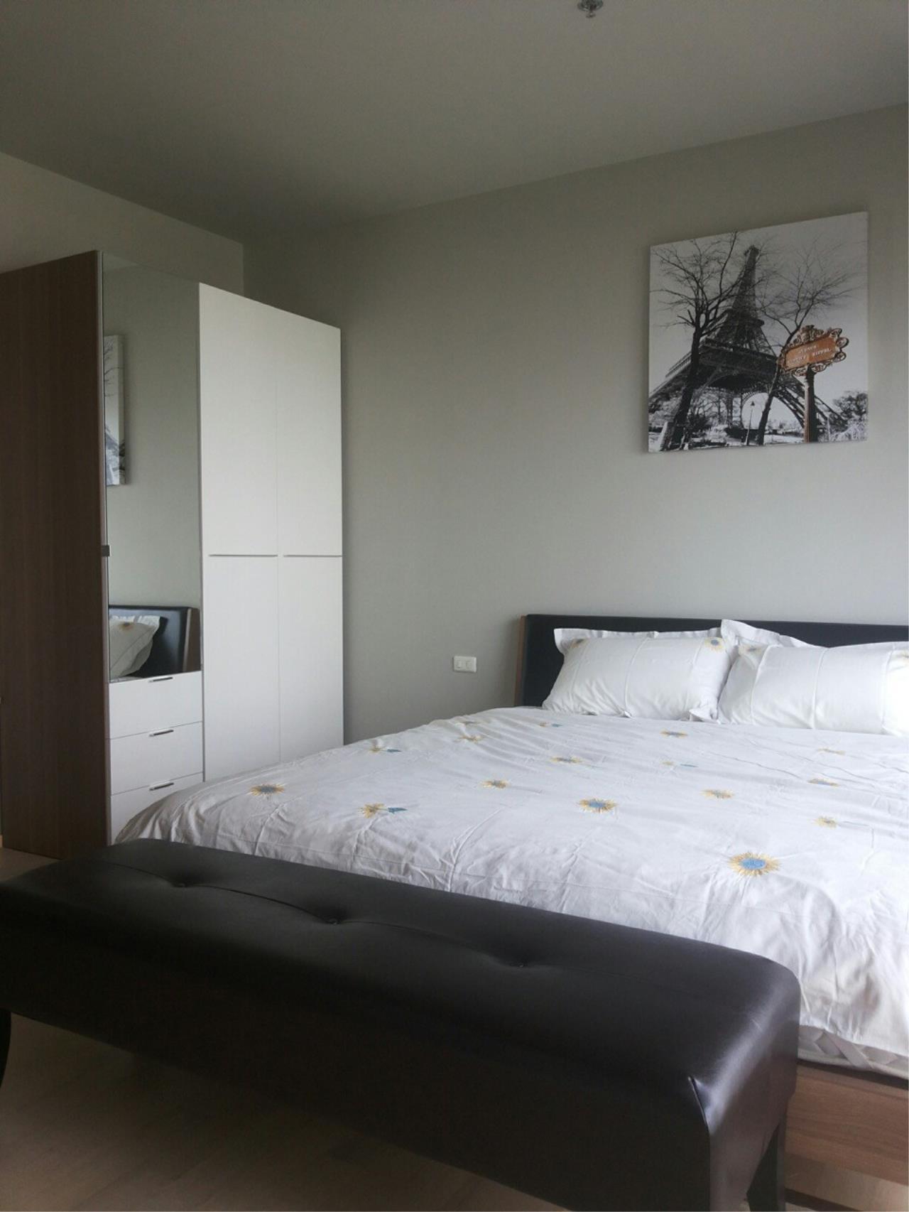 Piri Property Agency's studio bedrooms Condominium  on 17 floor For Rent studio 1