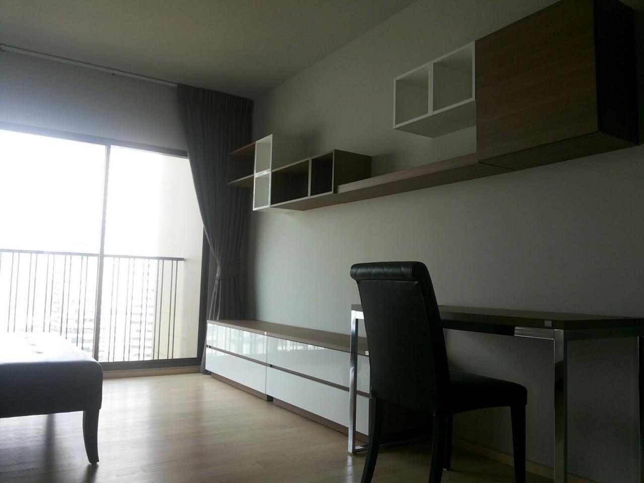 Piri Property Agency's studio bedrooms Condominium  on 17 floor For Rent studio 2