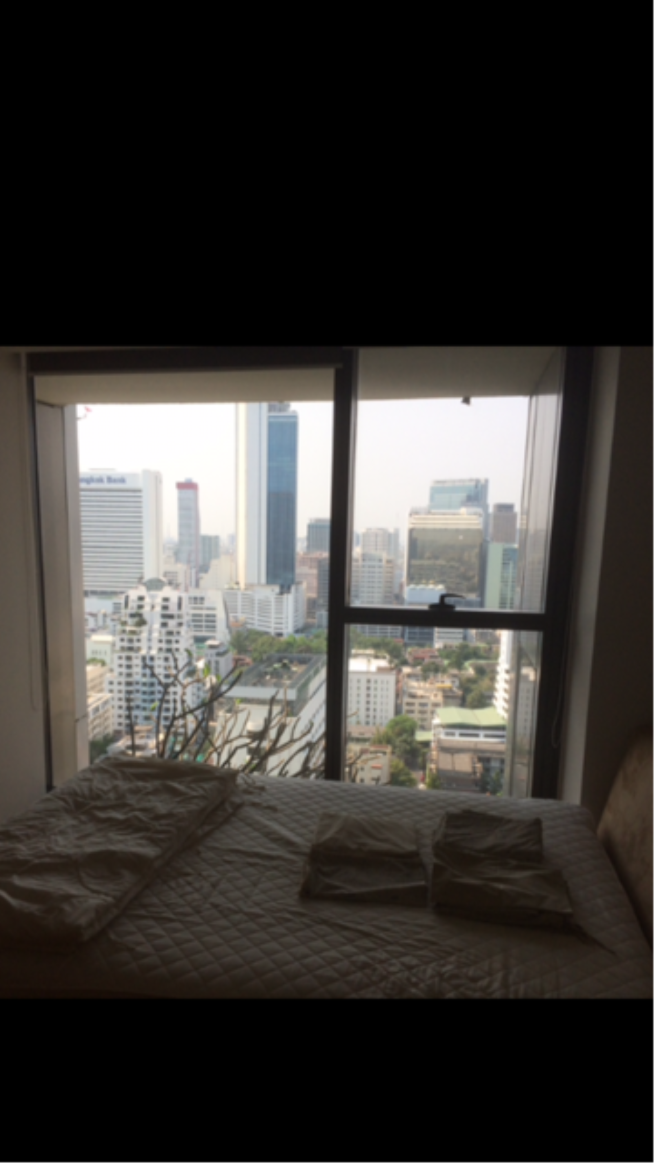Piri Property Agency's 2 bedrooms Condominium  on 23rd floor For Rent 2 4