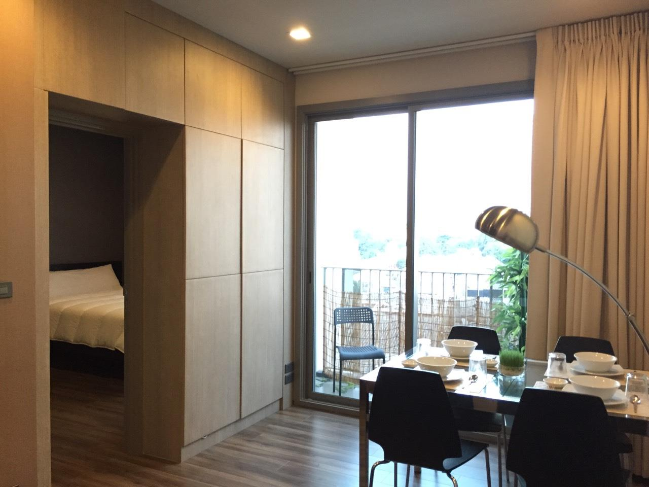 Piri Property Agency's one bedroom Condominium  on 4C floor For Rent 1 4