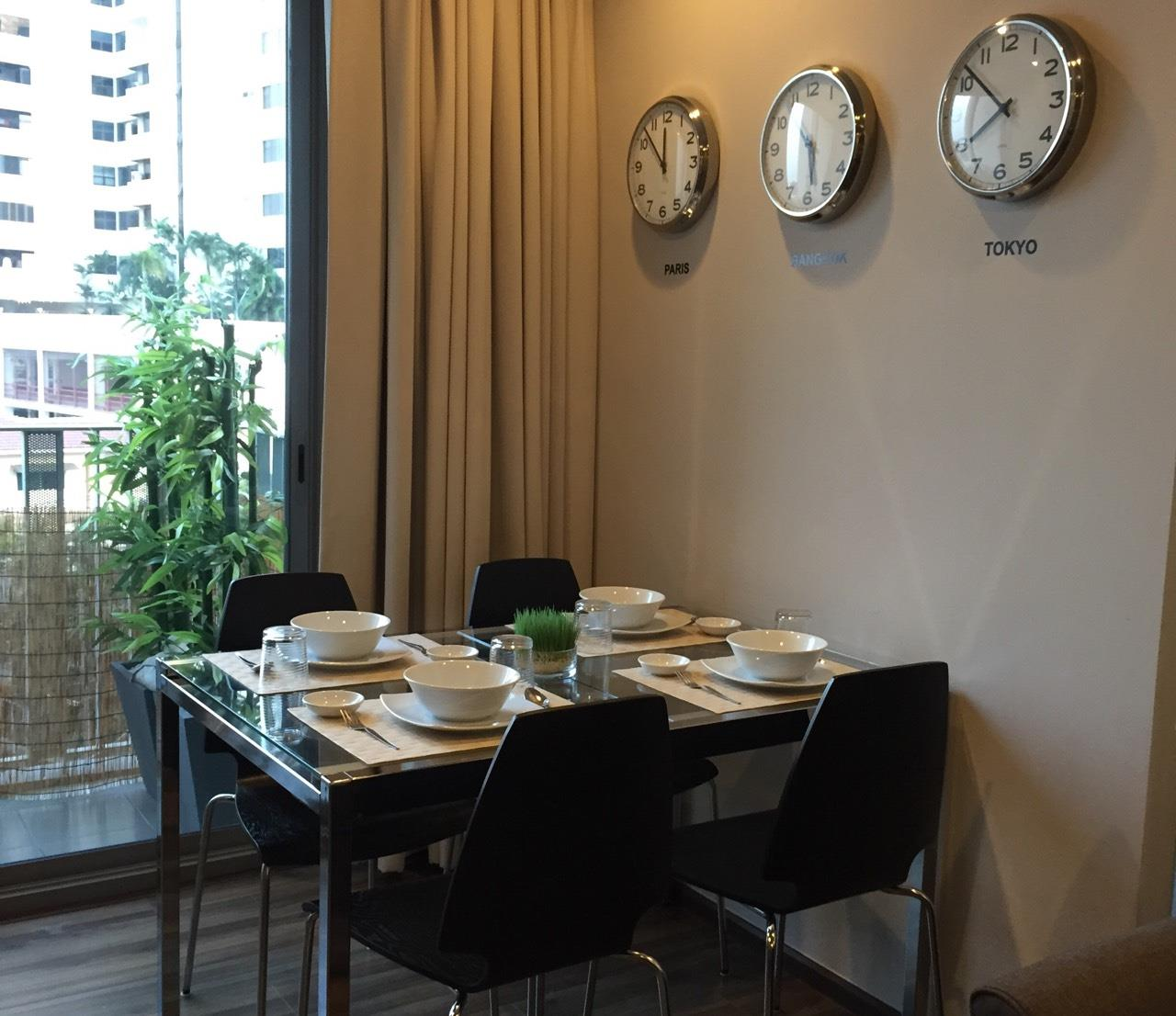 Piri Property Agency's one bedroom Condominium  on 4C floor For Rent 1 5
