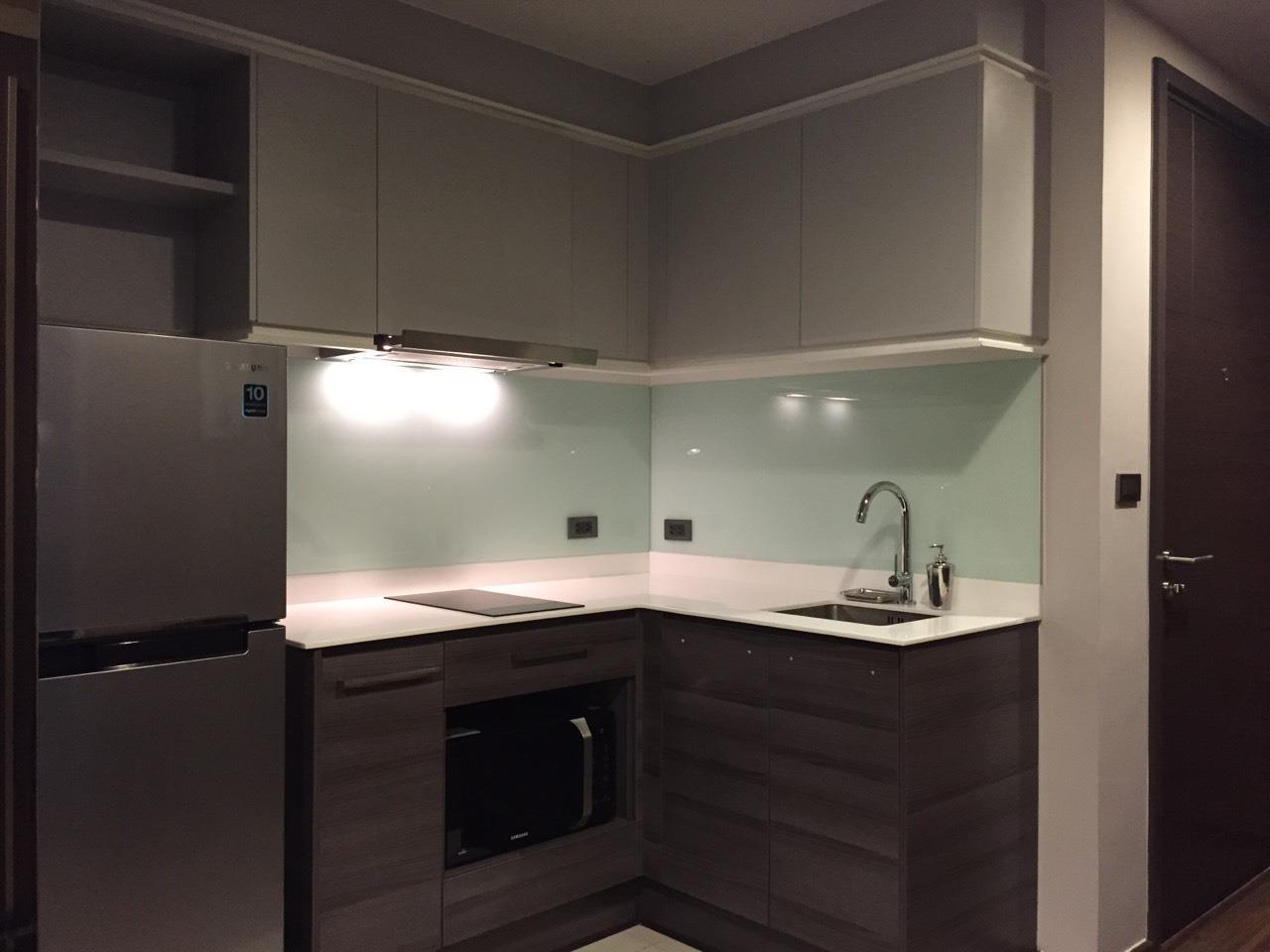 Piri Property Agency's one bedroom Condominium  on 4C floor For Rent 1 7