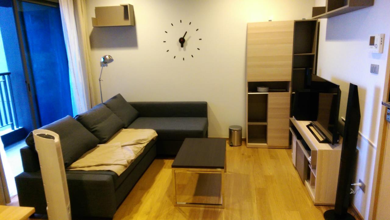 Piri Property Agency's one bedroom Condominium  on 16 floor For Sale 1 1