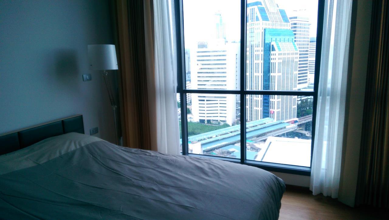Piri Property Agency's one bedroom Condominium  on 16 floor For Sale 1 4