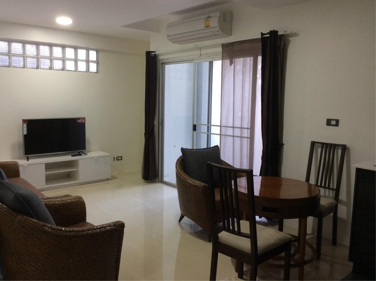 Piri Property Agency's 2 bedrooms Condominium  on E,6 floor For Rent 2 4