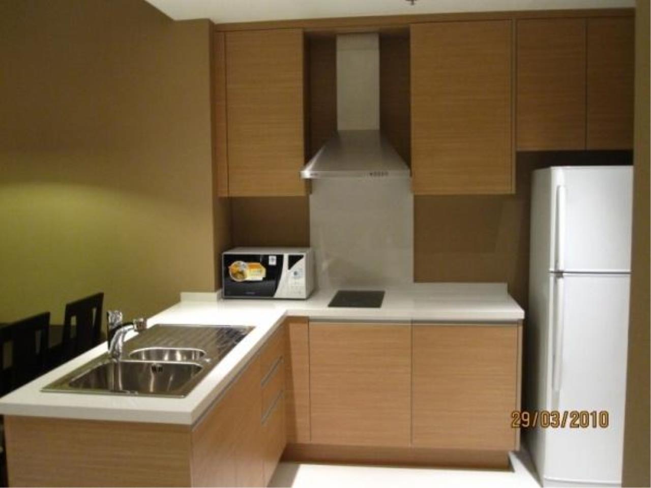 Piri Property Agency's one bedroom Condominium  on 18 floor For Rent 1 7
