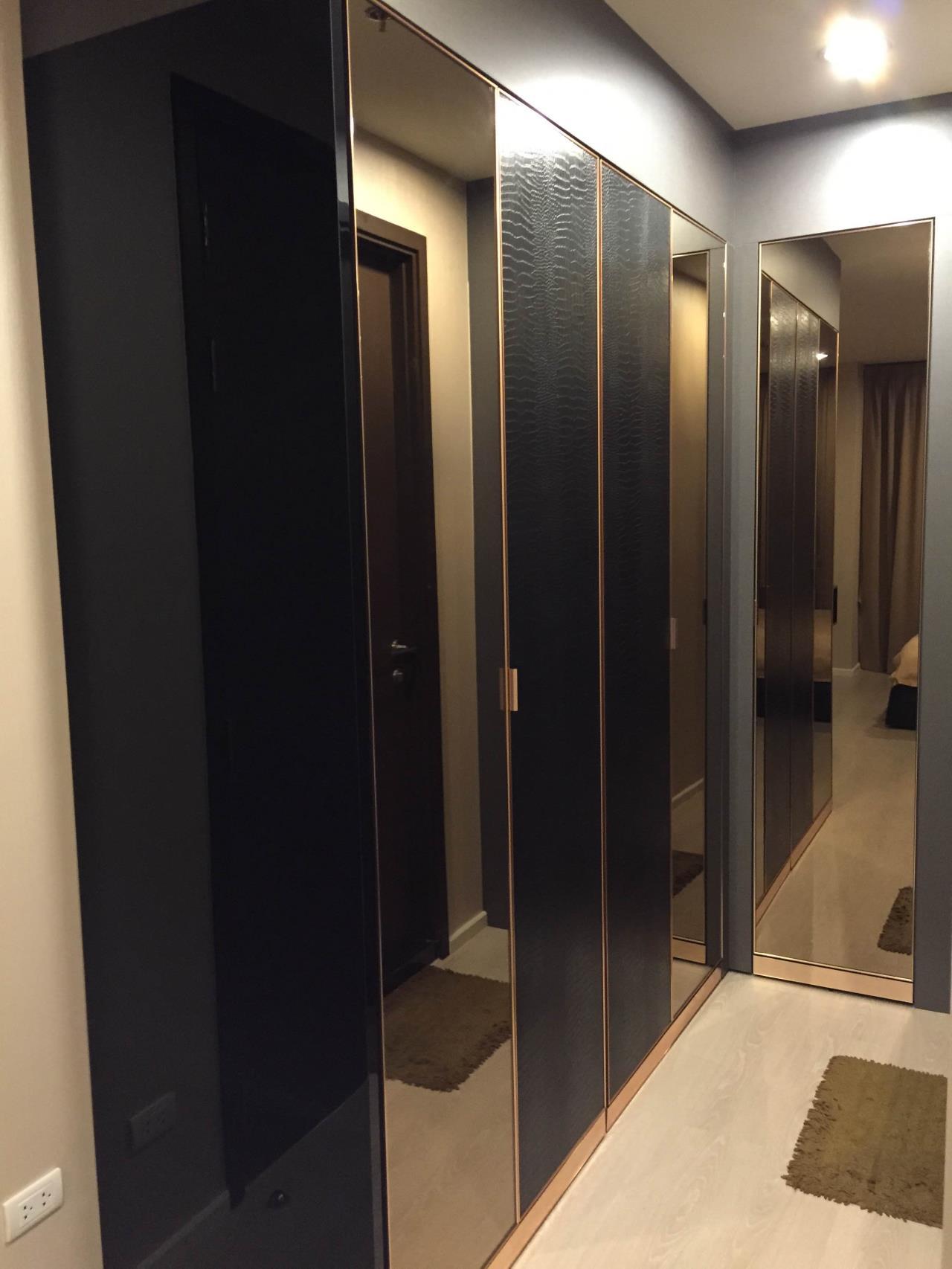 Piri Property Agency's 2 bedrooms Condominium  on 14 floor For Rent 2 3