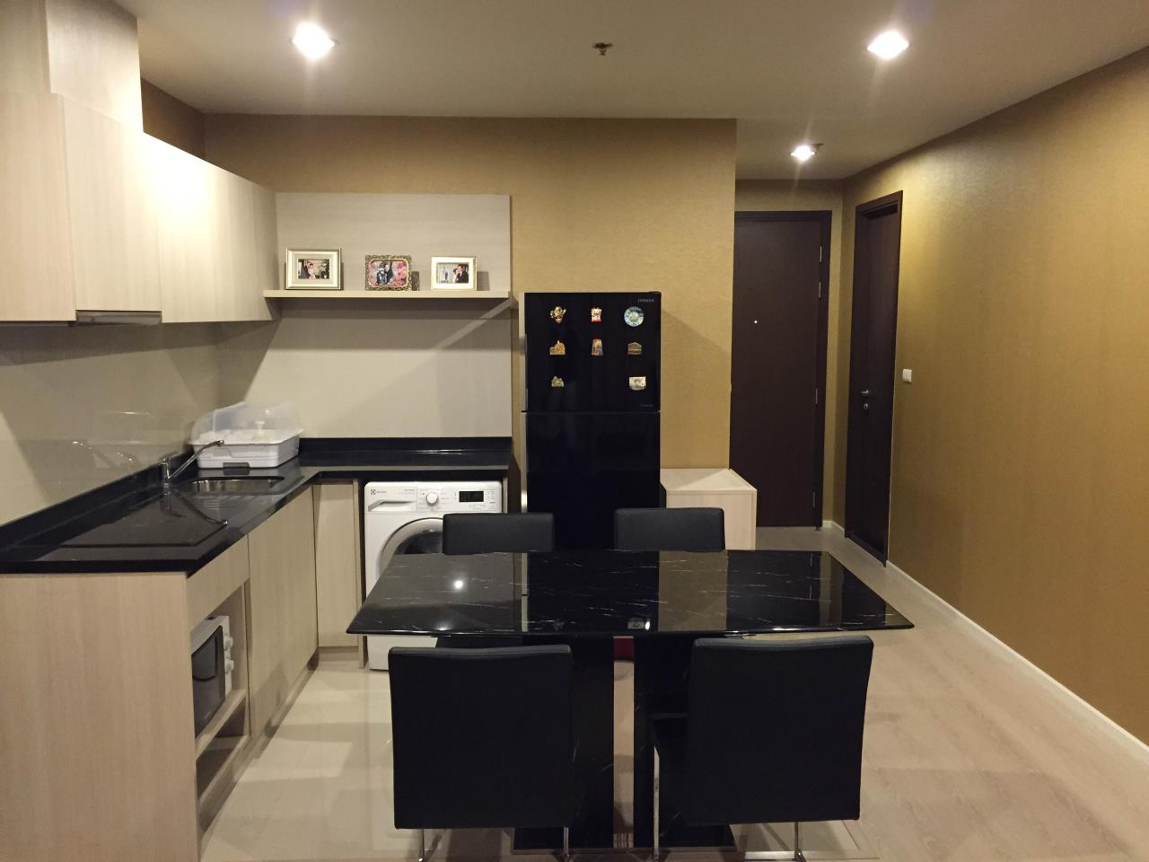 Piri Property Agency's 2 bedrooms Condominium  on 14 floor For Rent 2 7