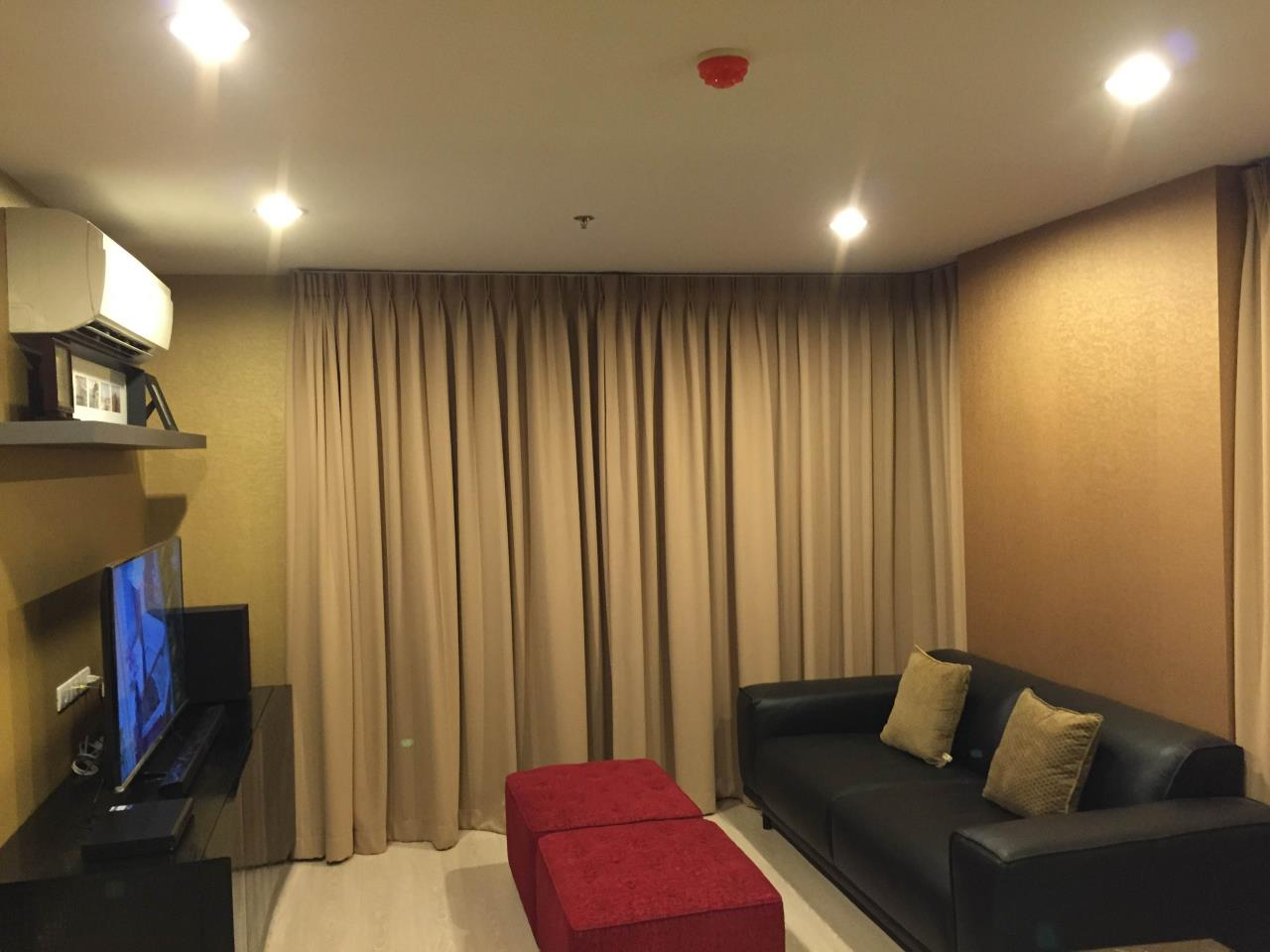 Piri Property Agency's 2 bedrooms Condominium  on 14 floor For Rent 2 8