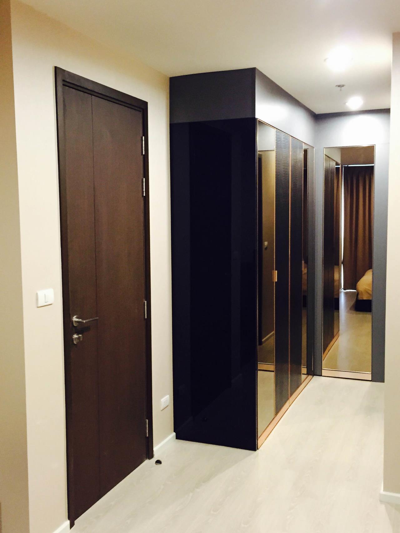 Piri Property Agency's 2 bedrooms Condominium  on 14 floor For Rent 2 9