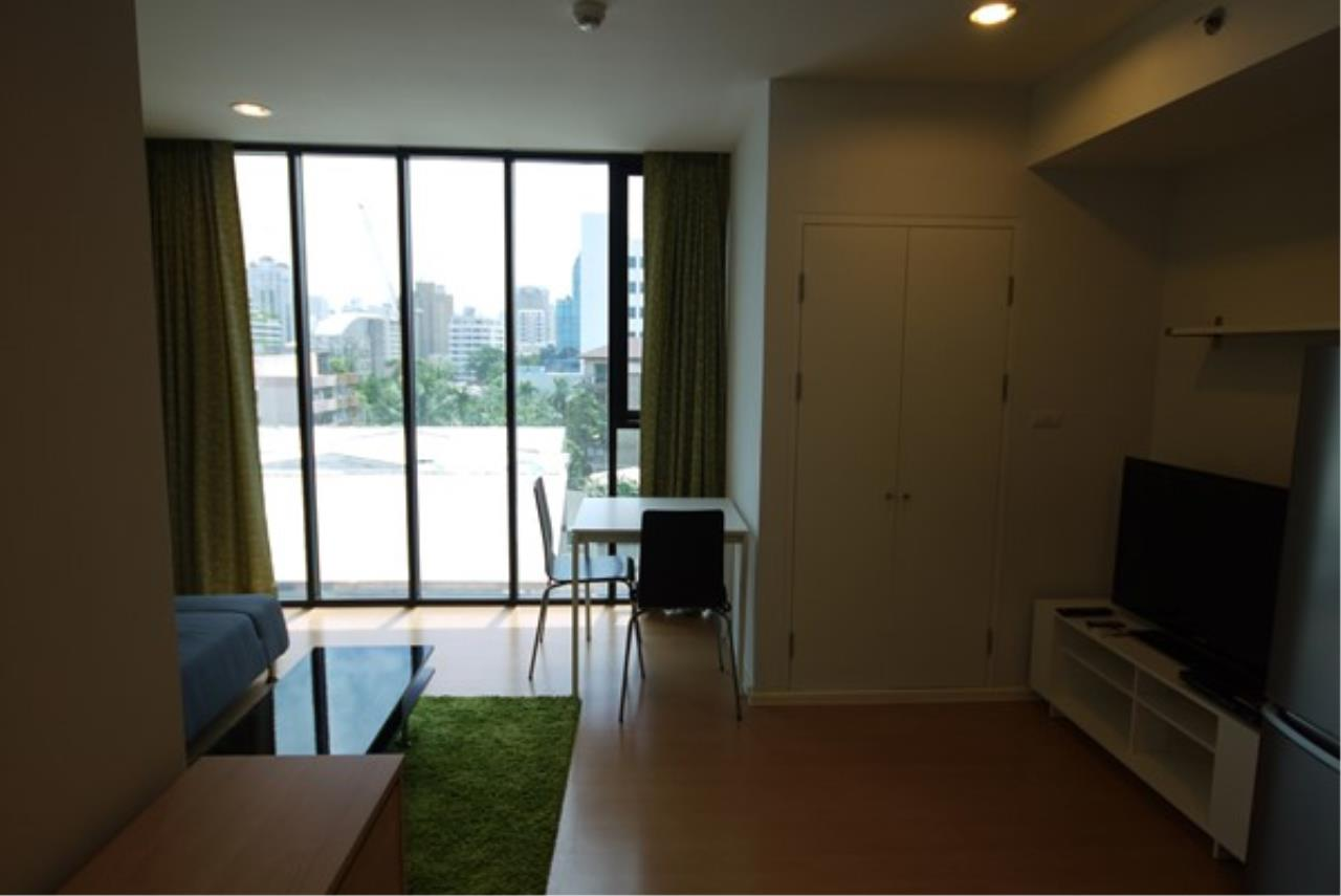 Piri Property Agency's one bedroom Condominium  on 7 floor For Rent 1 3