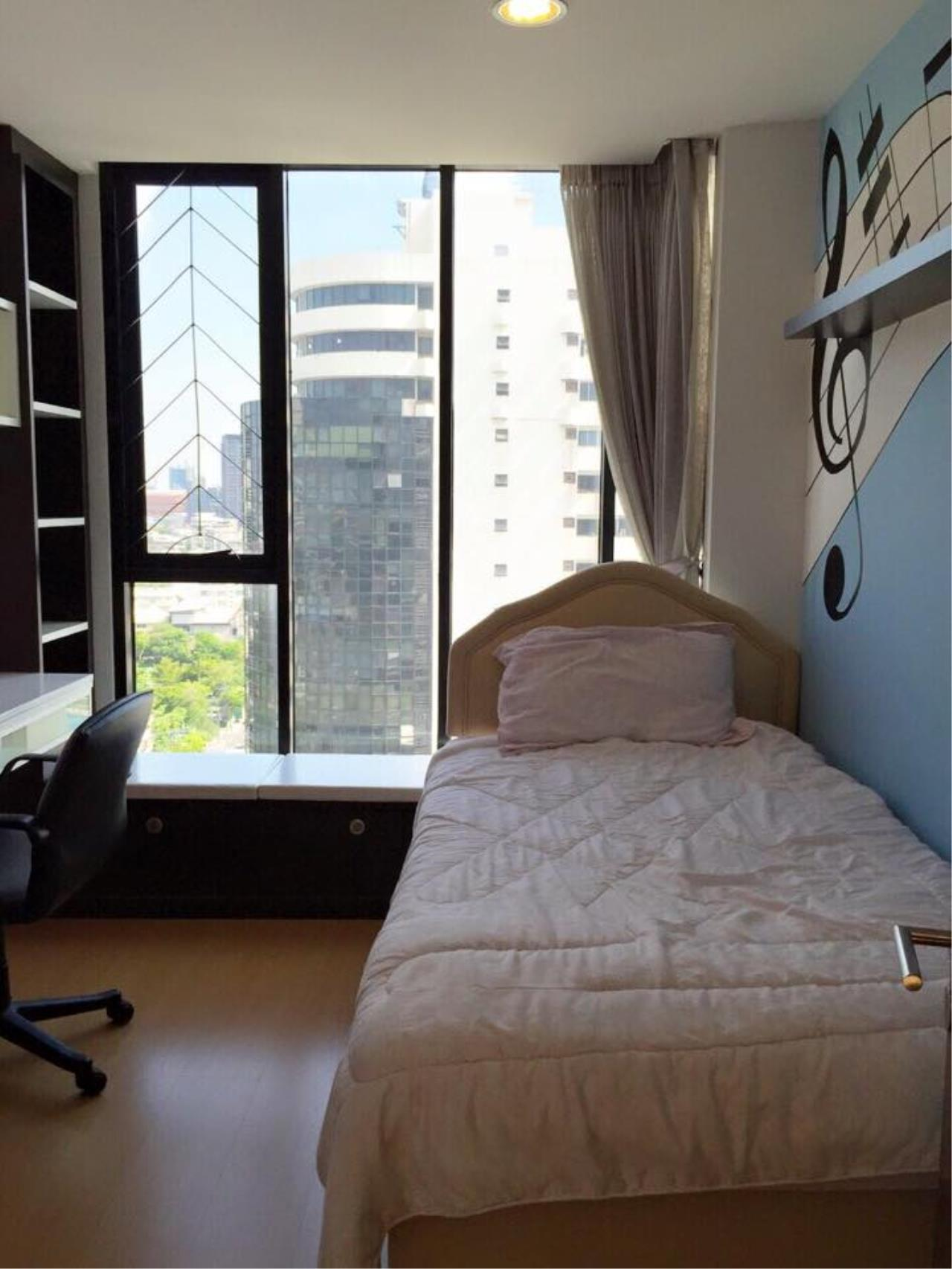 Piri Property Agency's 2 bedrooms Condominium  on 16 floor For Sale 2 3