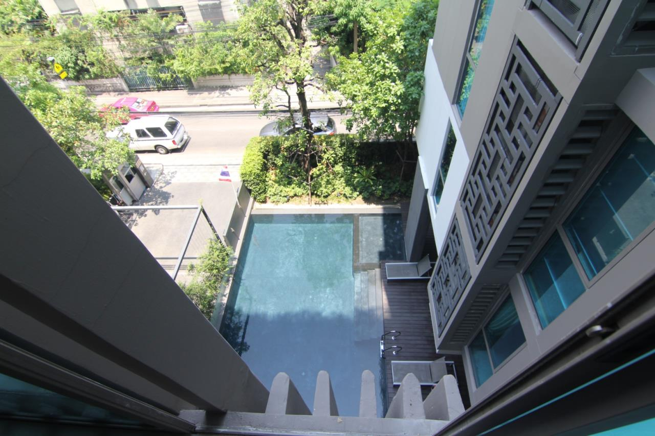 Piri Property Agency's 2 bedrooms Condominium  on 4 floor For Rent 2 5