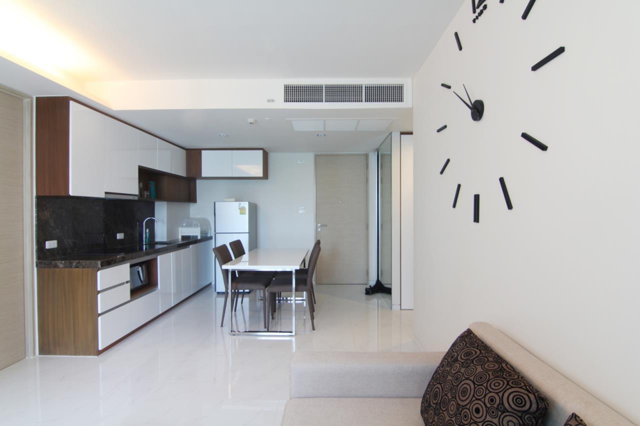 Piri Property Agency's 2 bedrooms Condominium  on 4 floor For Sale 2 1