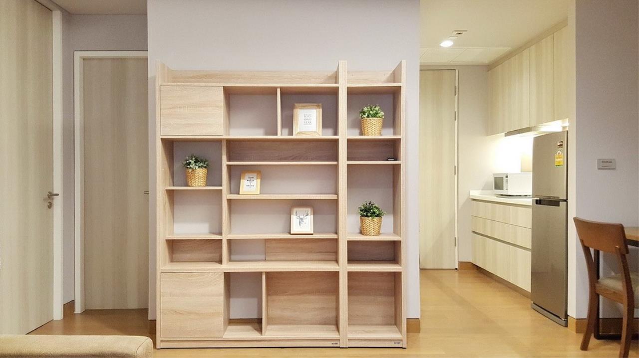Piri Property Agency's 2 bedrooms Condominium  on 21 floor For Rent 2 1