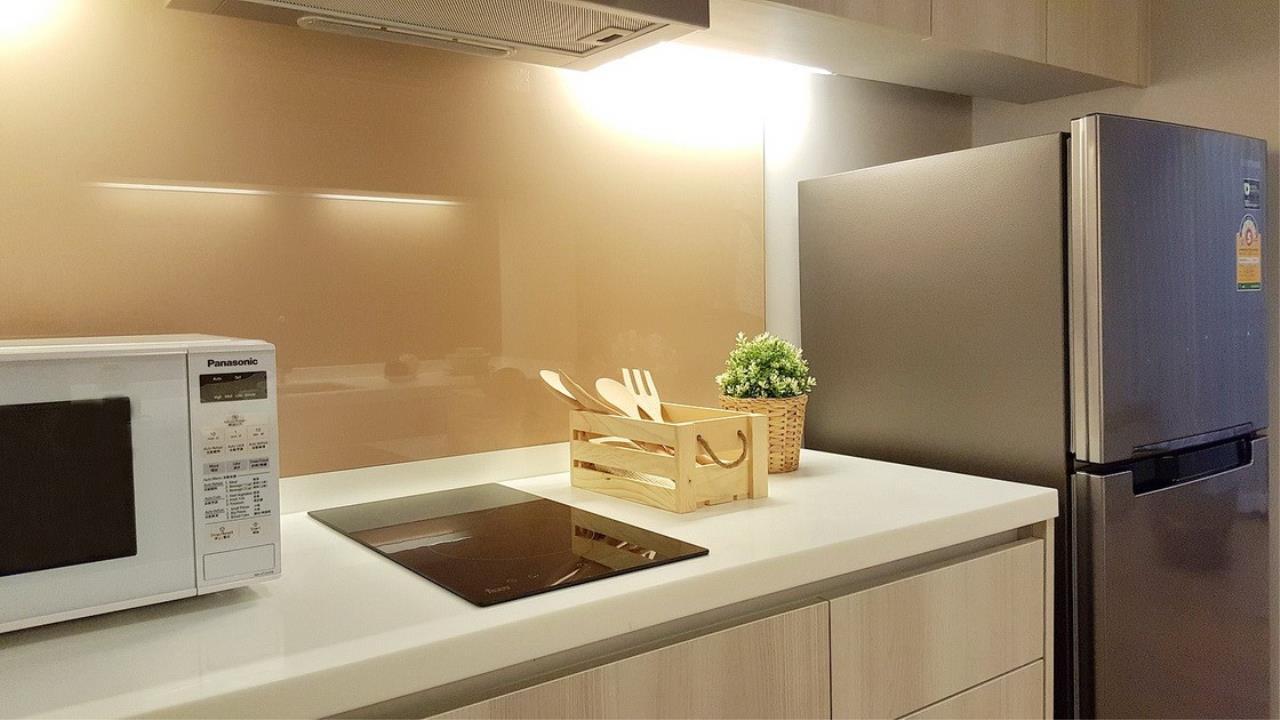 Piri Property Agency's 2 bedrooms Condominium  on 21 floor For Rent 2 18
