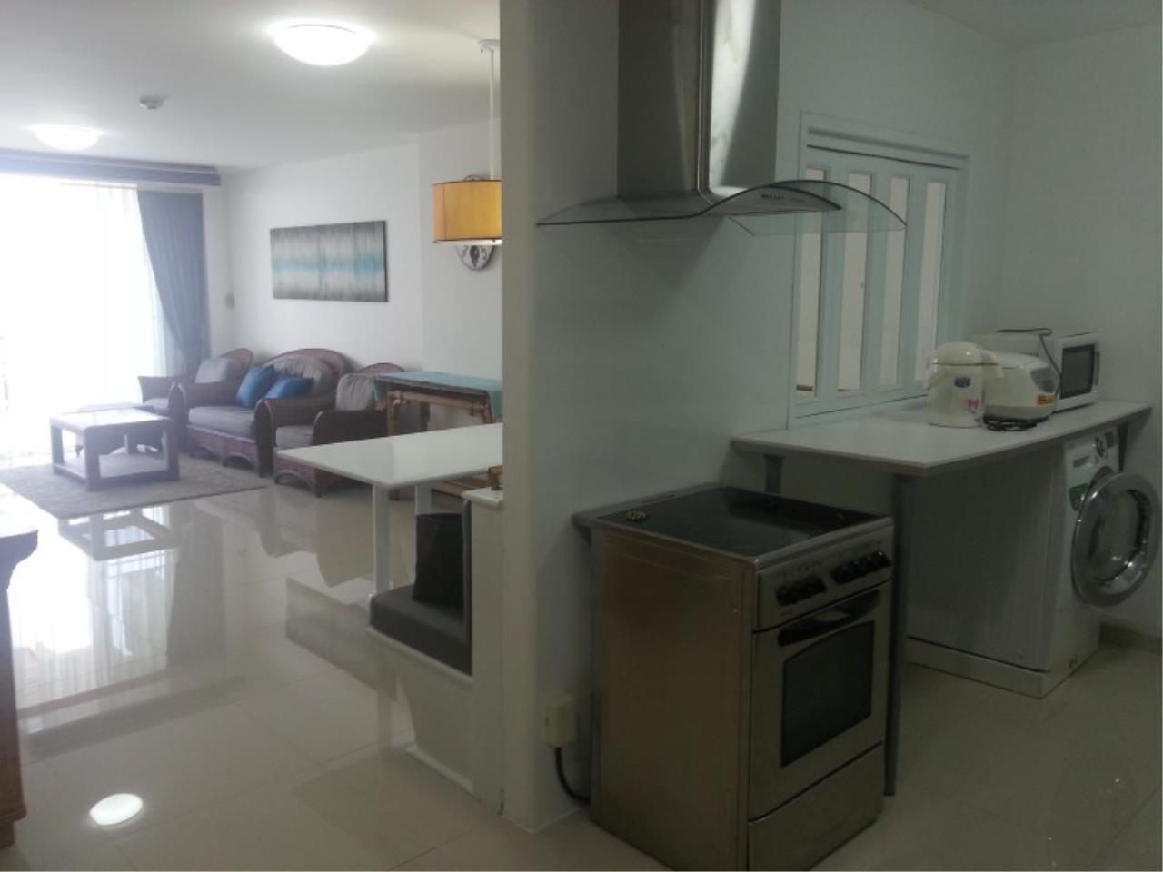 Piri Property Agency's 2 bedrooms Condominium  on 11 floor For Rent 2 11